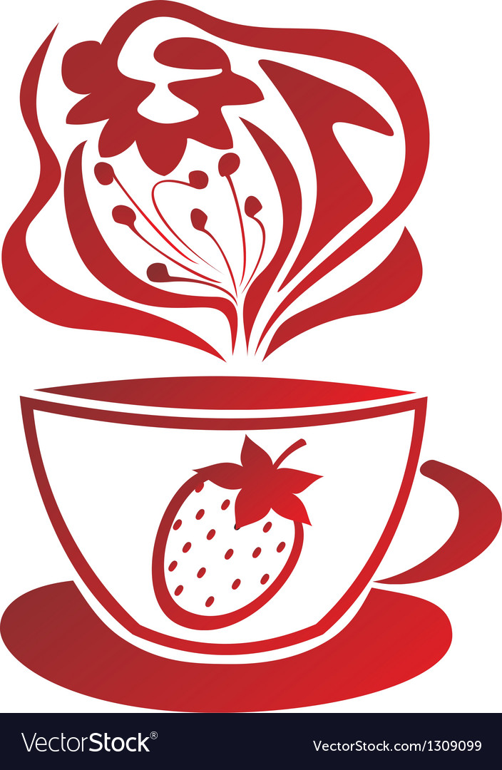 Fruit tea vector | Price: 1 Credit (USD $1)