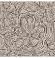 Vintage ornamental seamless pattern vector