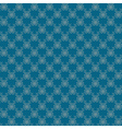 Blue floral net seamless background vector