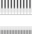 Keyboard piano2 vector