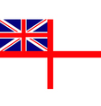 Great britain marine vector