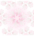 Pastel pink seamless pattern vector