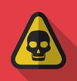 Danger design vector