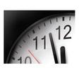 Clock close up vector