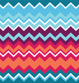 Tribal aztec zigzag seamless pattern vector