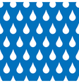 Drops seamless background vector