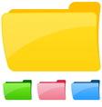Folder vector
