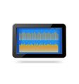 Tablet pc vector