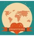 Love the world vector