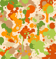 Grunge abstract watercolor background vector