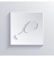 Light square icon eps 10 vector