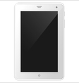 White tablet pc eps10 vector