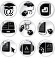 Digital learning vector