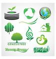 Greens symbol vector