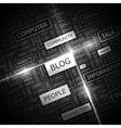 Blog vector