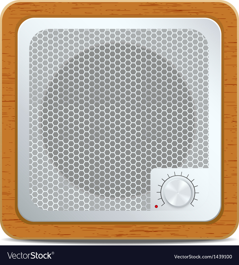 Speaker icon vector   Price: 1 Credit (USD $1)