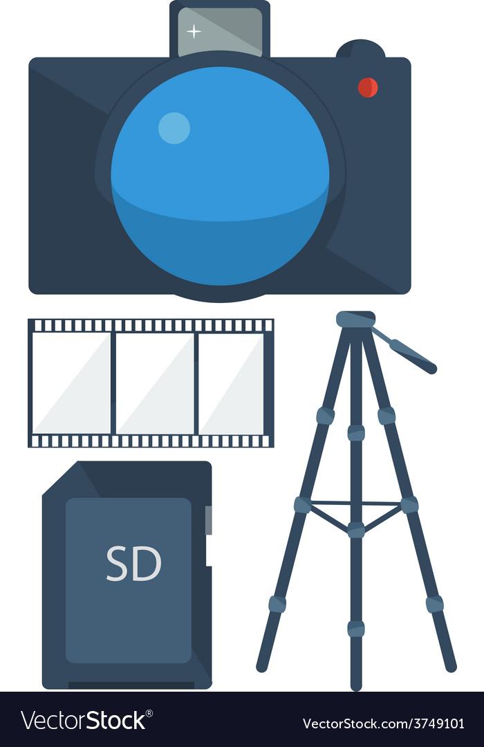 A set of photos vector   Price: 1 Credit (USD $1)