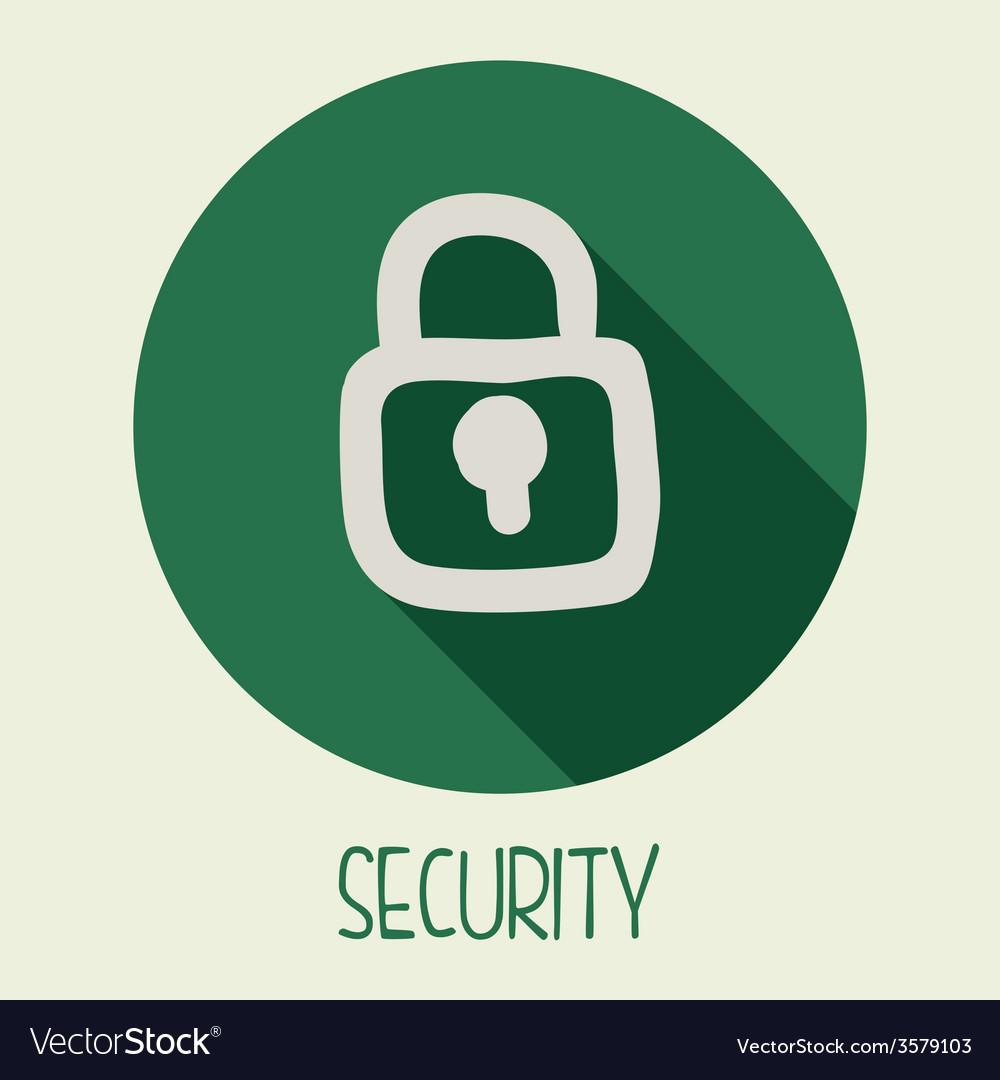 Security icon vector   Price: 1 Credit (USD $1)