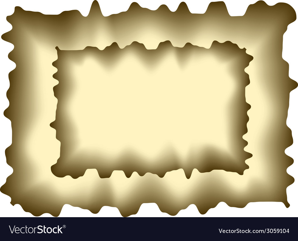 Abstract burnt paper vector | Price: 1 Credit (USD $1)