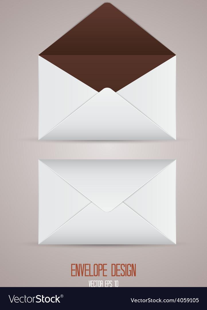 Envelope vector | Price: 3 Credit (USD $3)