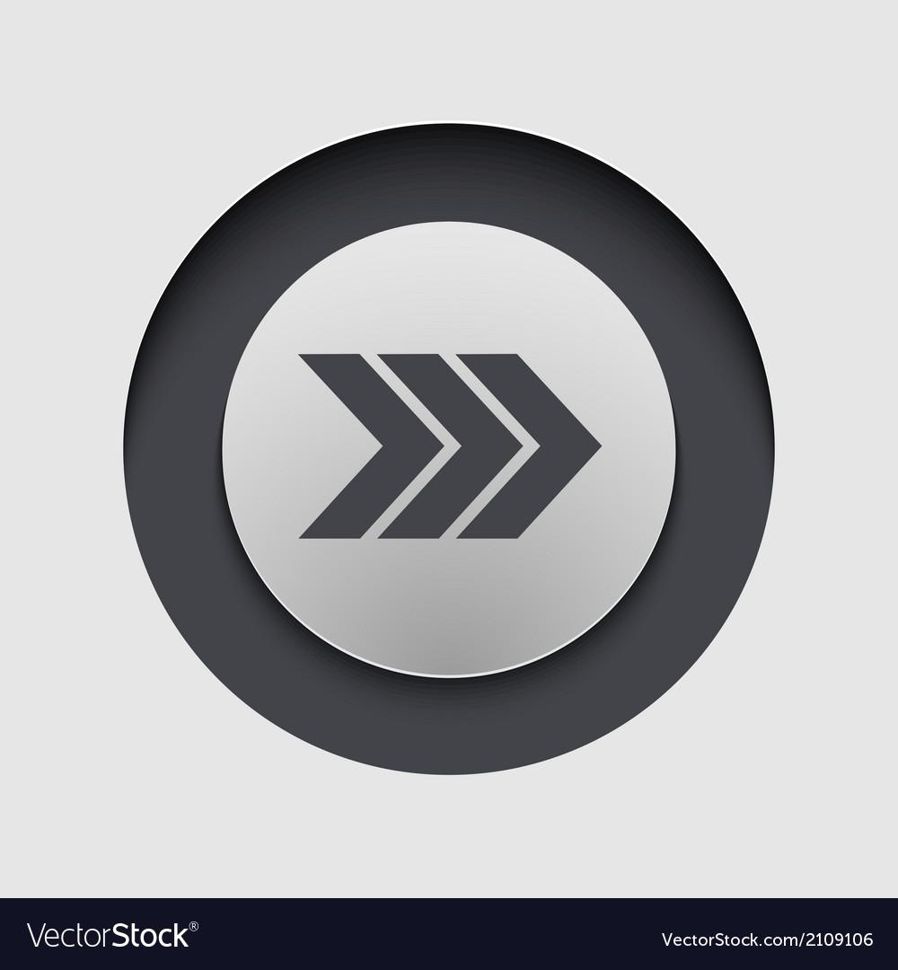 Modern circle icon eps10 vector | Price: 1 Credit (USD $1)