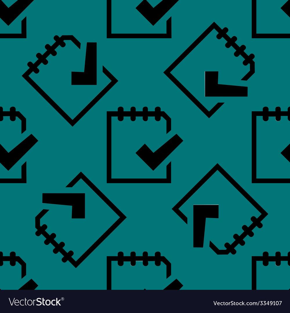 Globe web icon flat design seamless pattern vector   Price: 1 Credit (USD $1)