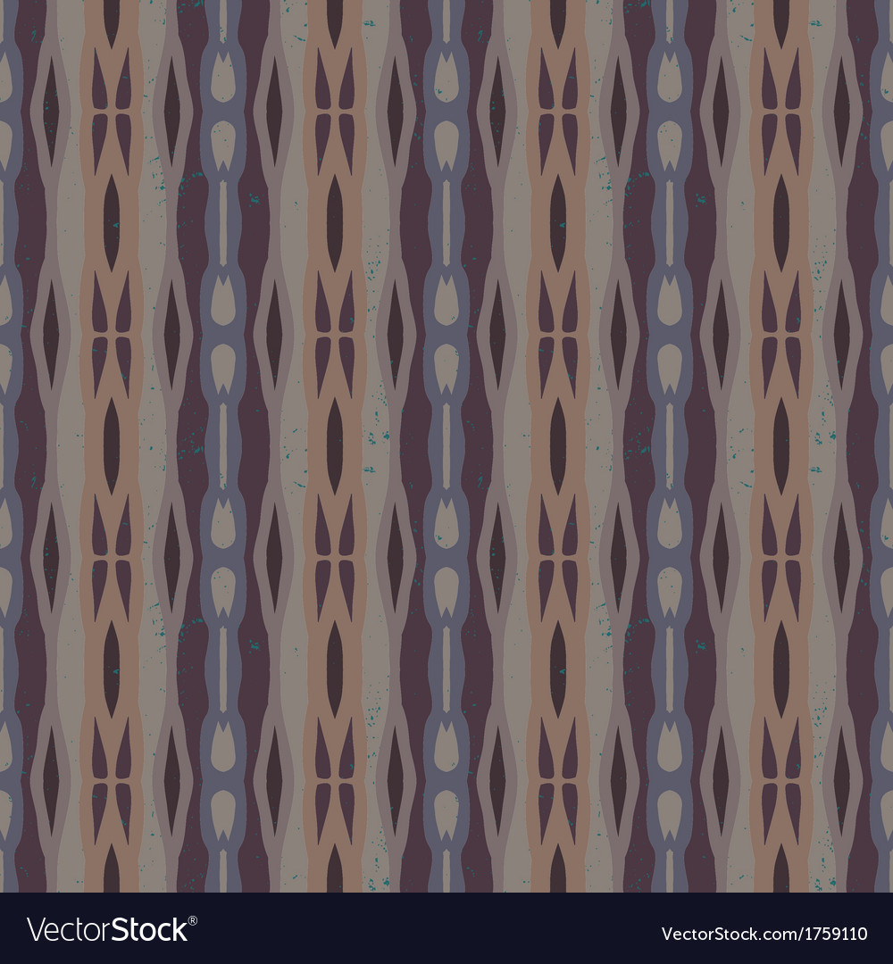 Decorative striped pattern in organic colors vector | Price: 1 Credit (USD $1)