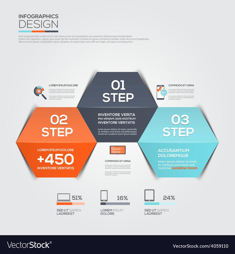 Minimal infographics 2 vector | Price: 3 Credit (USD $3)