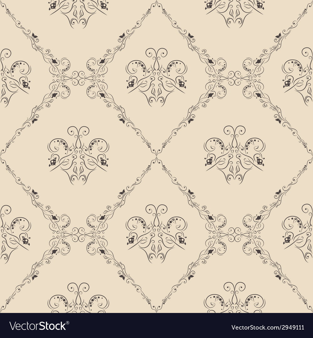 Abstract wallpaper with pattern vector | Price: 1 Credit (USD $1)