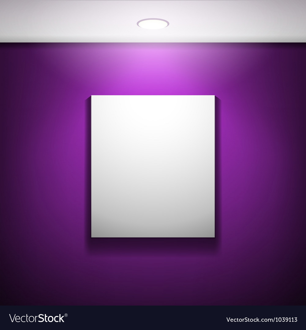 Gallery frames vector | Price: 1 Credit (USD $1)