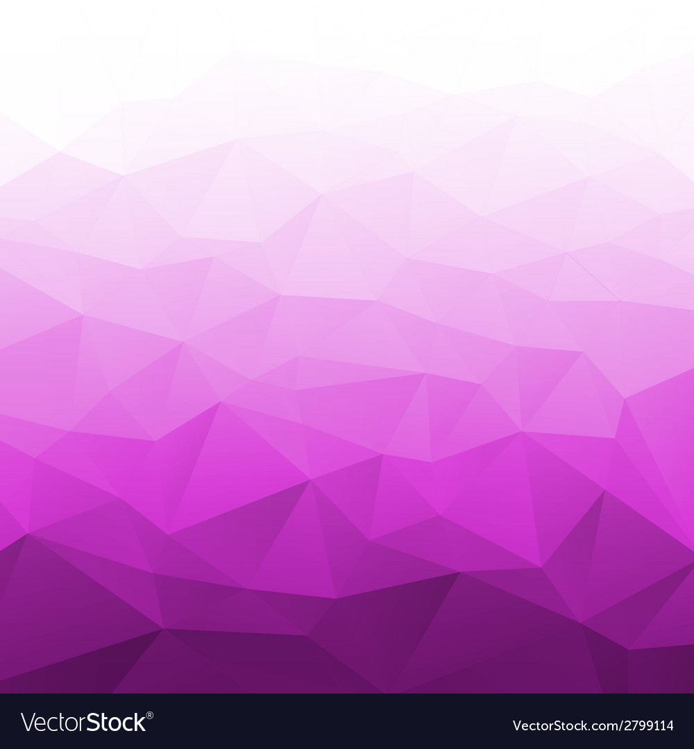 Abstract gradient purple geometric background vector | Price: 1 Credit (USD $1)