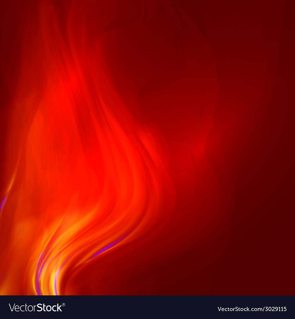 Abstract magical flame vector | Price: 1 Credit (USD $1)