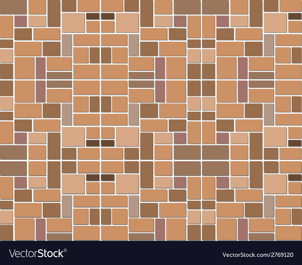 Stone block patter shadow vector | Price: 1 Credit (USD $1)
