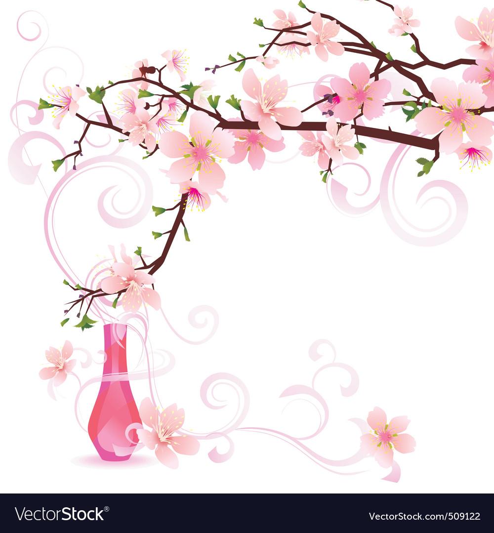 Sakura parfume vector   Price: 1 Credit (USD $1)