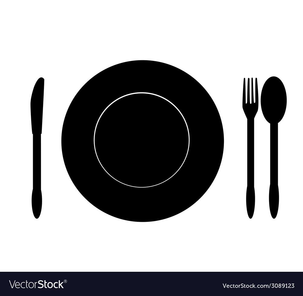 Food symbol vector   Price: 1 Credit (USD $1)