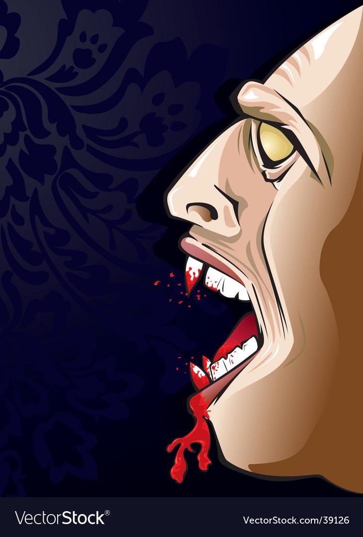 Vampire vector | Price: 3 Credit (USD $3)