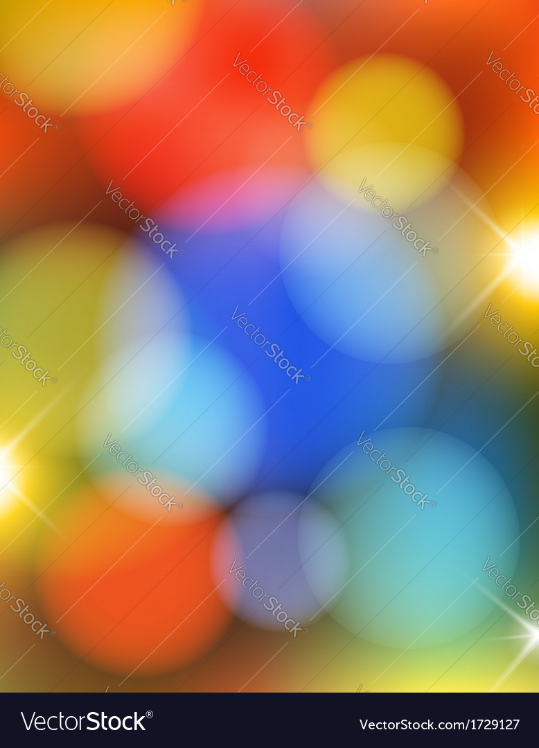 Colorful holiday abstract background vector | Price: 1 Credit (USD $1)