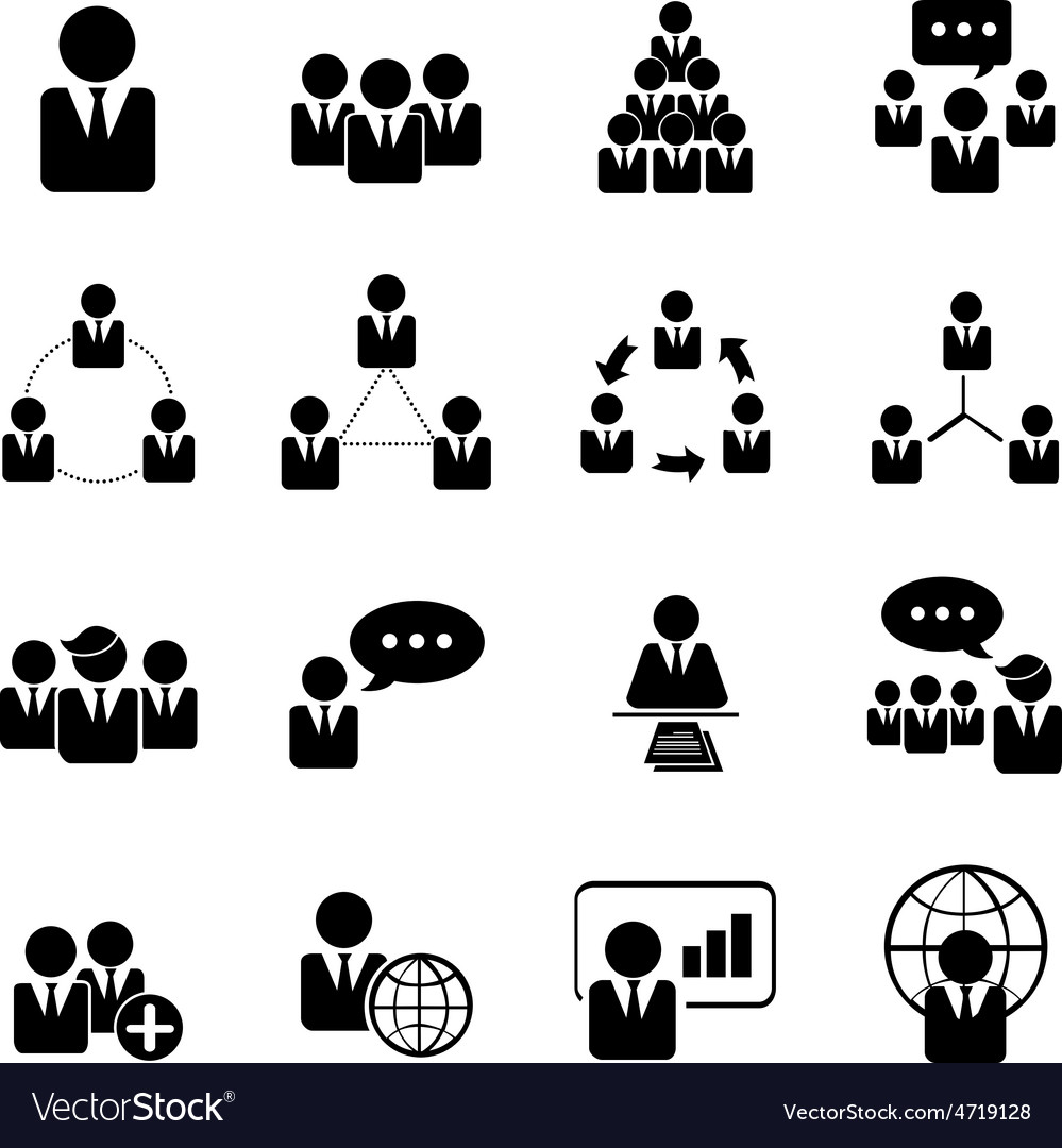 Business icons vector   Price: 1 Credit (USD $1)