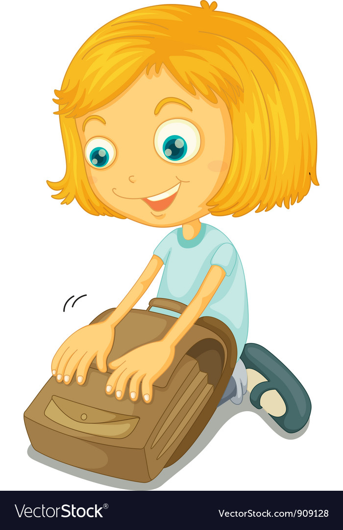 Packing bag vector | Price: 3 Credit (USD $3)
