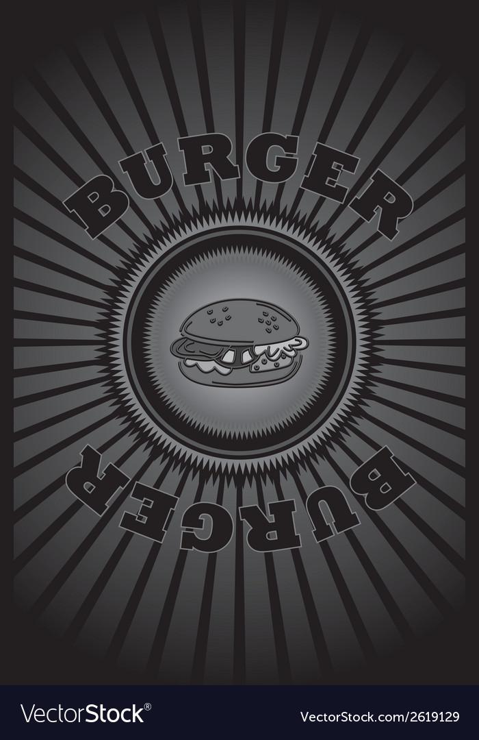 Junk food background vector   Price: 1 Credit (USD $1)