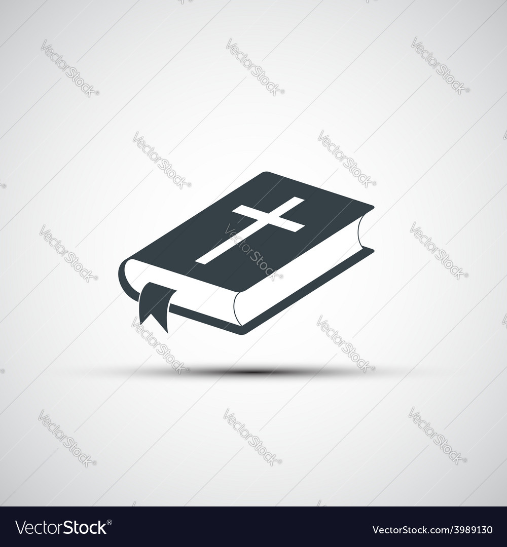 Icons of the bible vector | Price: 1 Credit (USD $1)