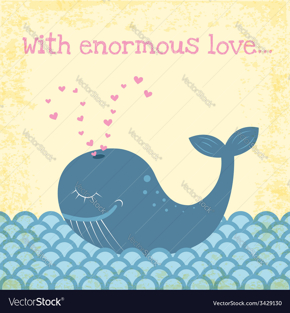 Whale vector   Price: 1 Credit (USD $1)