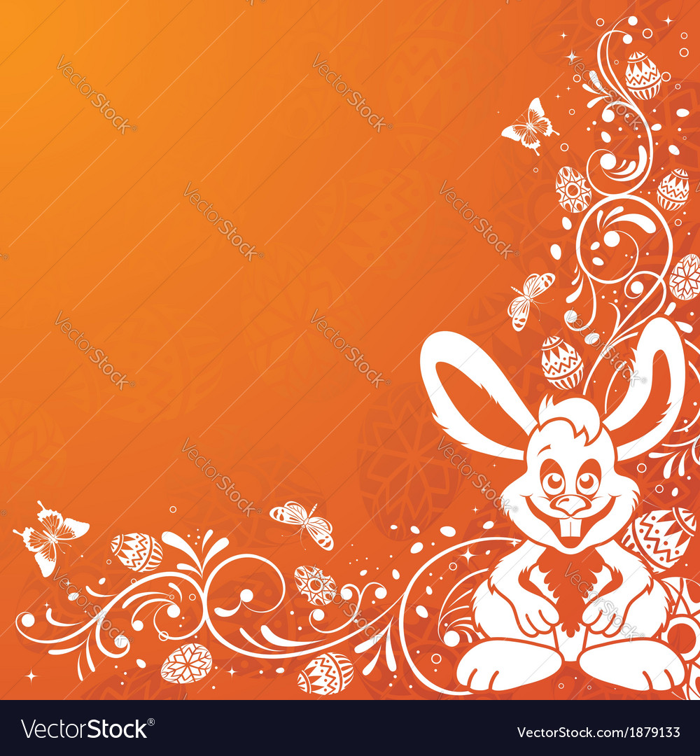 Easter concept vector | Price: 1 Credit (USD $1)