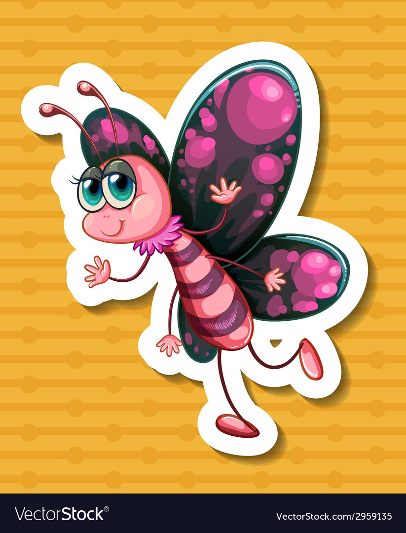 Butterfly vector   Price: 1 Credit (USD $1)