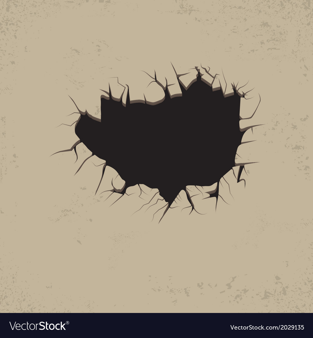 Hole black vector | Price: 1 Credit (USD $1)