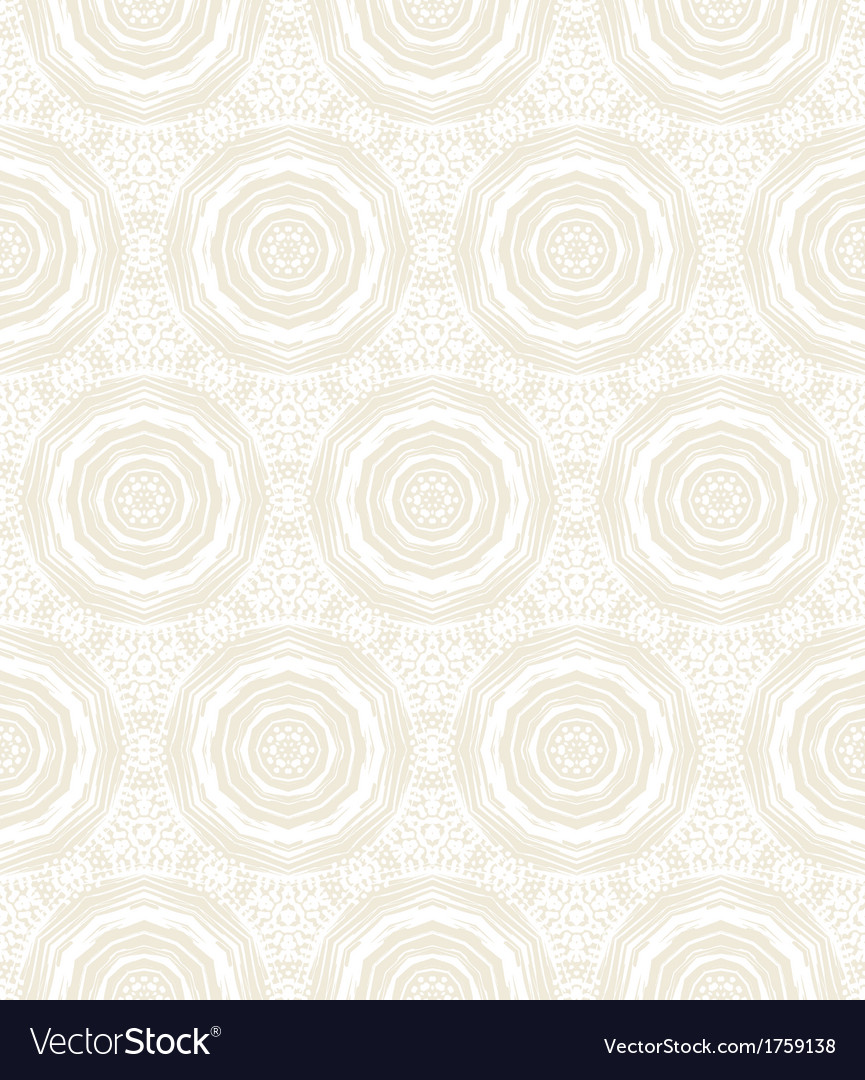 Elegant circular pattern in white vector | Price: 1 Credit (USD $1)