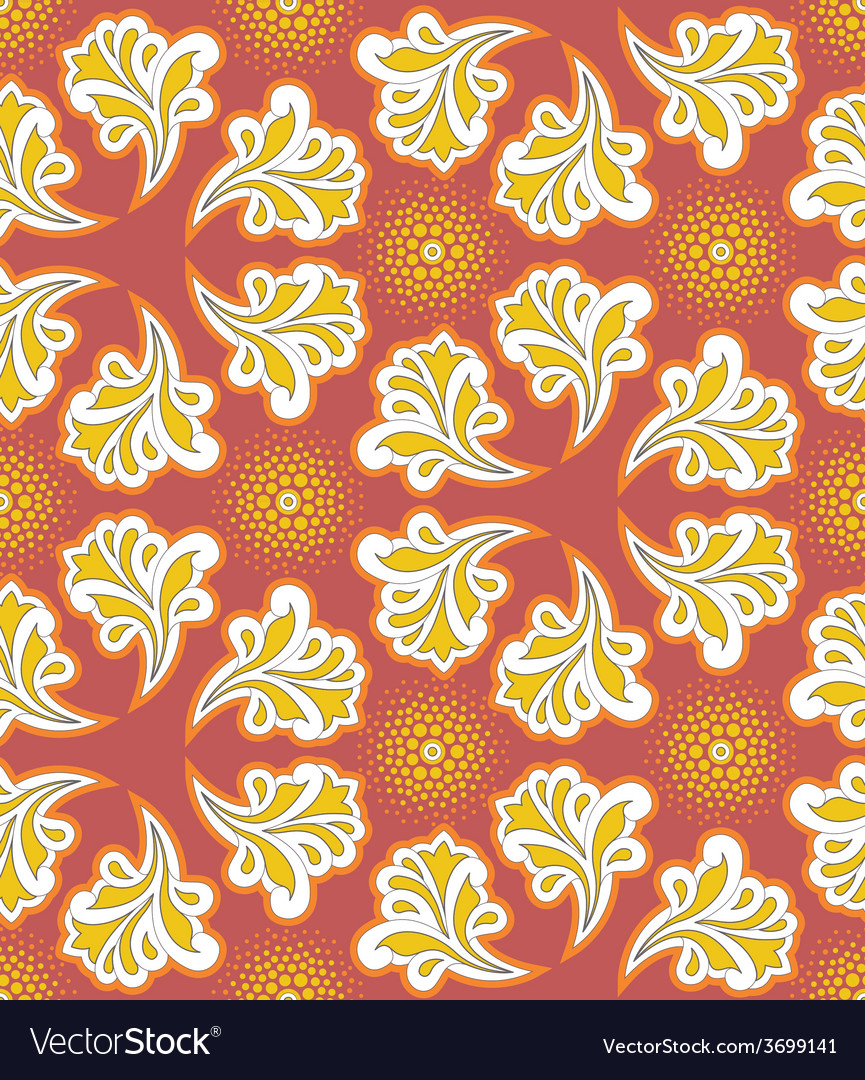 Abstract seamless background 004 vector | Price: 1 Credit (USD $1)