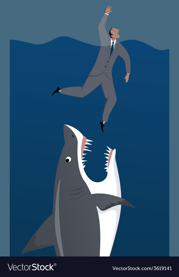 Jaws vector | Price: 1 Credit (USD $1)