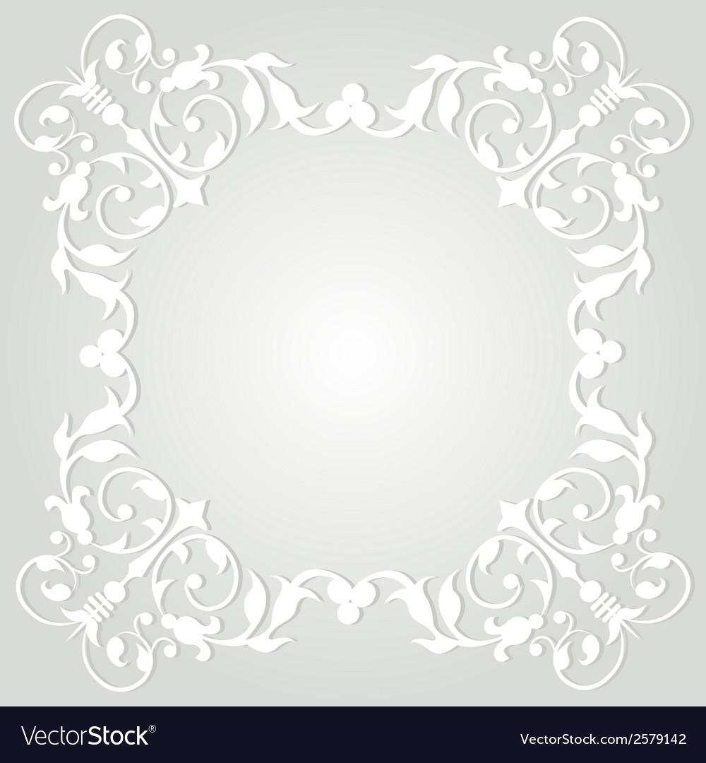 Operwork frame vector | Price: 1 Credit (USD $1)
