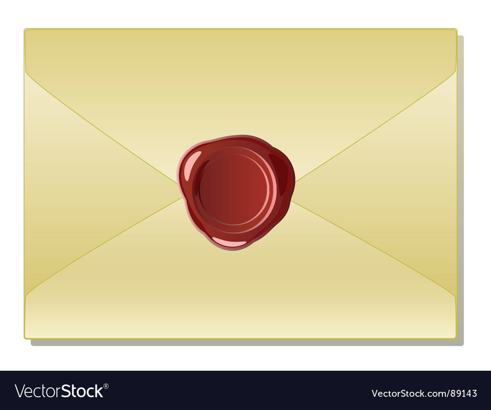 Old envelope vector | Price: 1 Credit (USD $1)